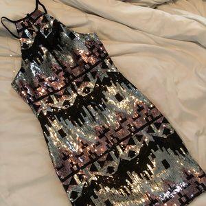 My Michelle sparkly dress